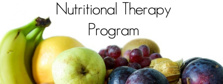 Nutritional Therapy Program