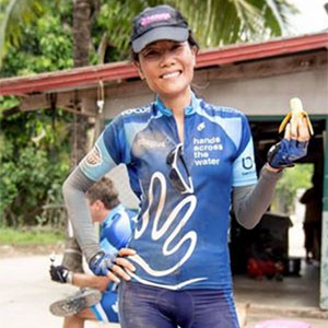 Charity Bike Ride in Thailand – Surviving the First 103 km.