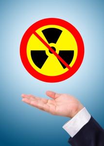 radiation sign brisbane