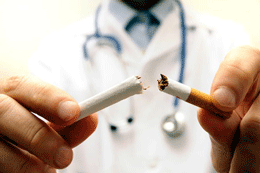 Cardiovascular disease prevention strategy includes smoking cessation