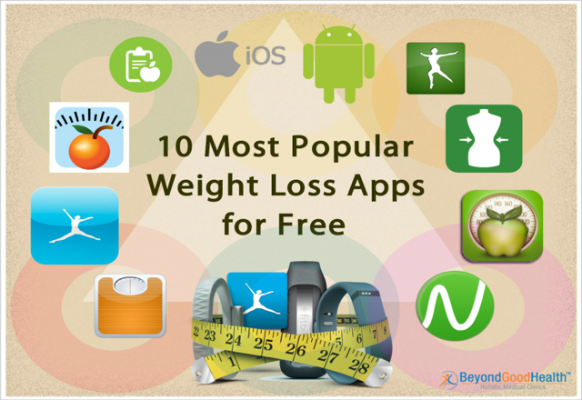 10 Highly Popular Weight Loss Apps for Free - Beyond Good ...