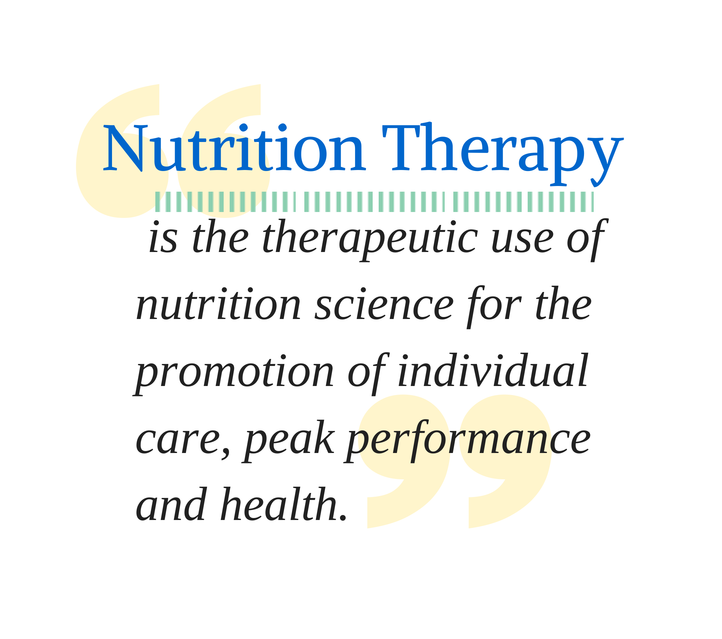 Nutritional Therapy Program Beyond Good Health Clinics