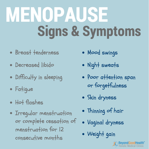 Stop the myths 6 facts on menopause symptoms revealed beyond good