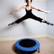rebounding exercise