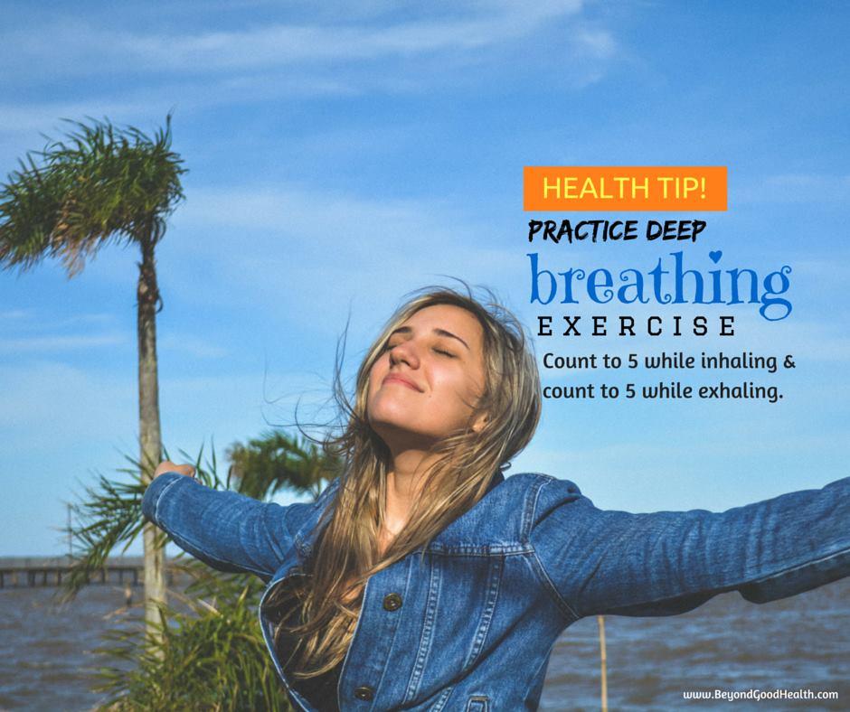 empowering health tip #6