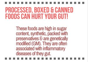 healthy gut foods