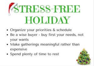 holiday-season-stress-alternative-medicine-practitioner-brisbane