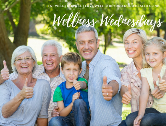 Celebrate 'Wellness Wednesday' each month with me and get a special supplement discount
