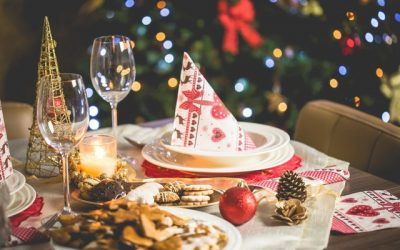 Four powerful tips to make sure you enjoy Christmas to the full – without feeling guilty afterwards