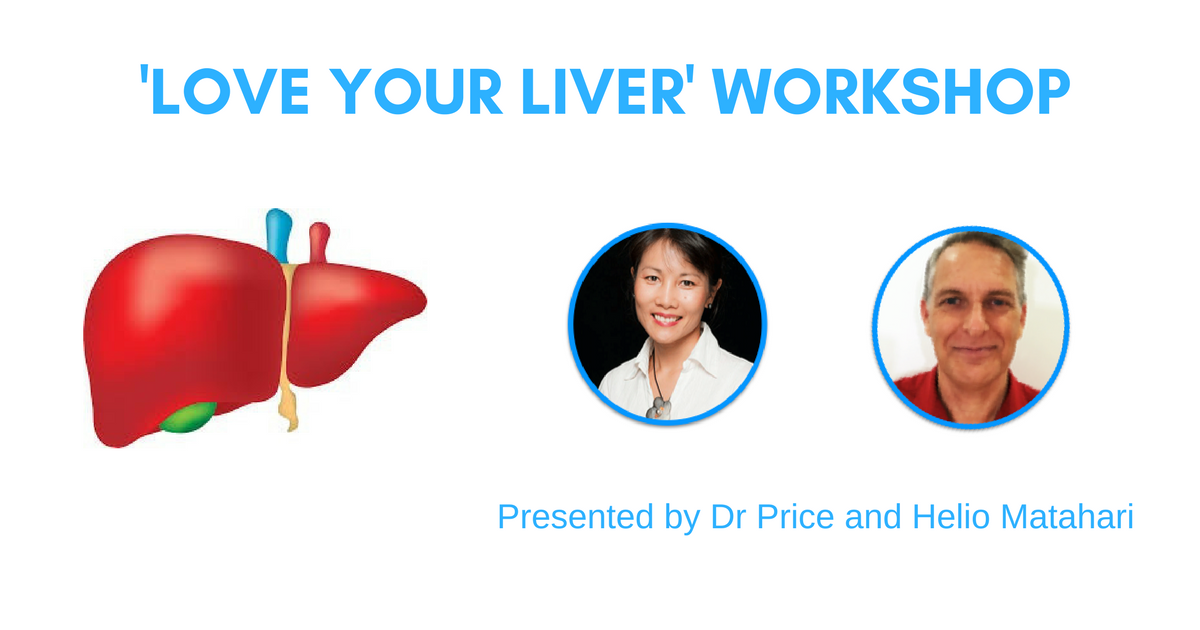 'LOVE YOUR LIVER' Workshop