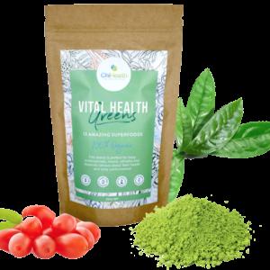 Vital-Health-Green-Powder